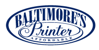 baltimore's printer logo